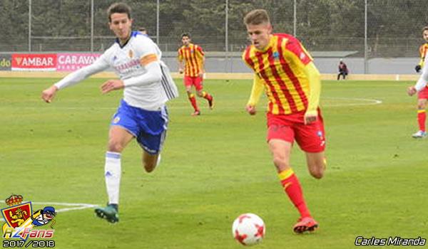 Deportivo Aragón - Lleida