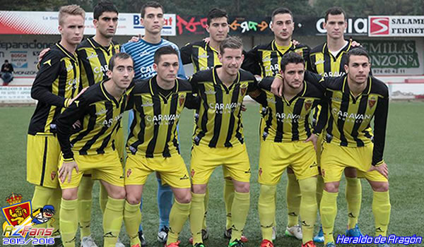 Deportivo Aragon 2015/2016